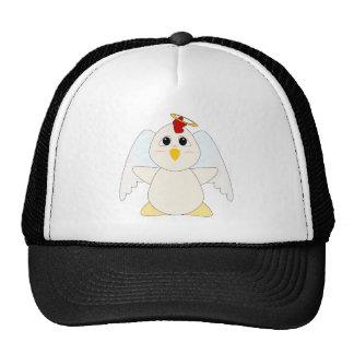 Ángel Huggable del pollo Gorros