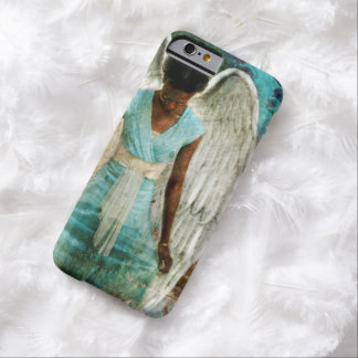 Ángel humilde funda de iPhone 6 barely there