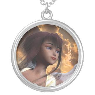 "Angel ""I believe!"" Necklace"
