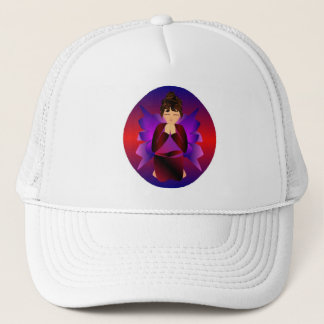 Angel I Trucker Hat
