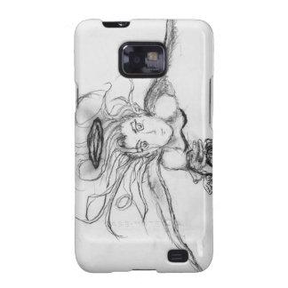 ángel Iaha Samsung Galaxy S2 Carcasa