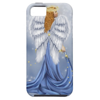 Ángel iluminado iPhone 5 cobertura