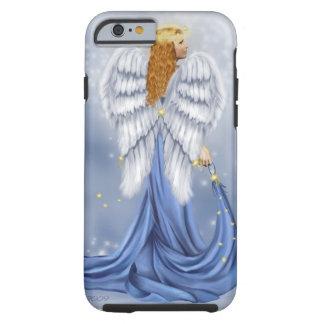 Ángel iluminado funda de iPhone 6 tough