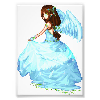Ángel - impresión fotografias