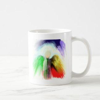 Angel in a Shawl Coffee Mugs