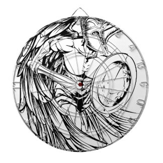 Angel in armour dart boards