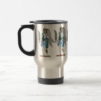 Angel in Blue-Mug