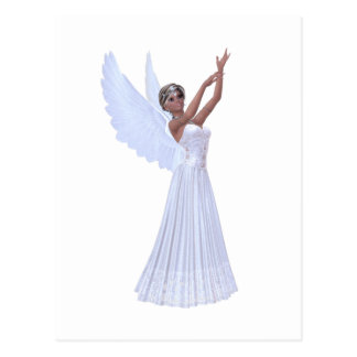 Angel in Blue Postcards
