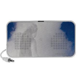 Angel in clouds, Digital Composite Speakers