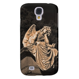 Angel in contemplation galaxy s4 cover