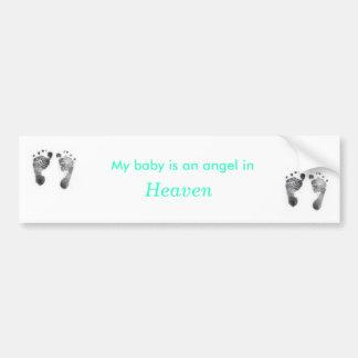 Angel in Heaven Bumper Sticker