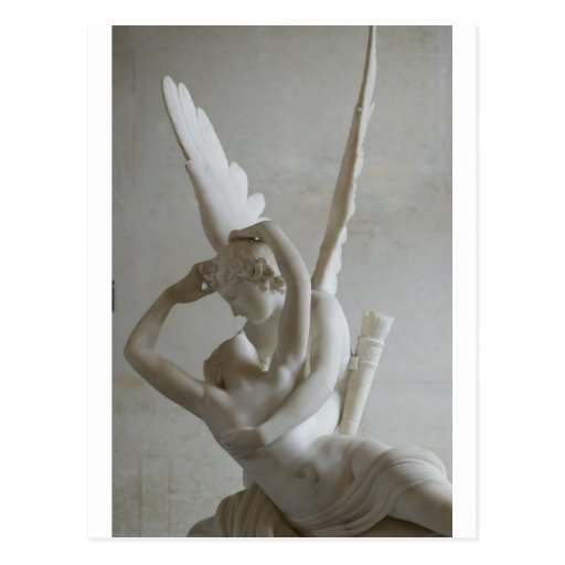 Angel in Love Postcards