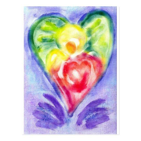 Angel in my Heart Postcard