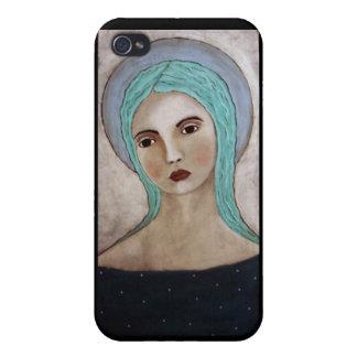 "Angel in My Pocket ""Bella Blu"" iPhone 4/4S Case"
