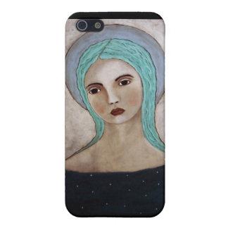 Angel in My Pocket Bella Blu iPhone 5 Cover