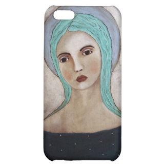 Angel in My Pocket Bella Blu iPhone 5C Covers
