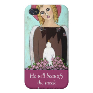 Angel in My Pocket Rags to Riches iPhone 4 Cases