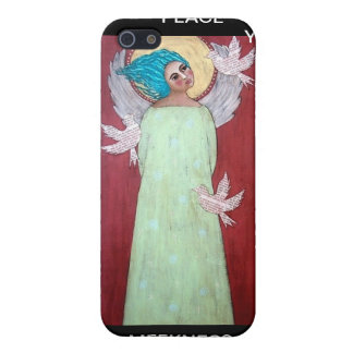 Angel in My Pocket The Gift iPhone 5 Cases