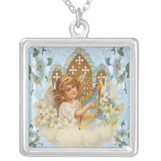 Angel In The Cloud Necklace