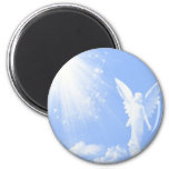 Angel In The Clouds Magnets
