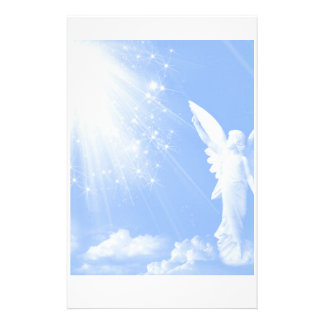 Angel In The Clouds Stationery
