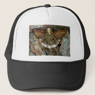 Angel in the Grotto Trucker Hat