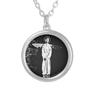 Angel In The Shadow Necklace