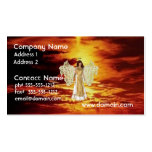 Angel in the Sky Business Cards