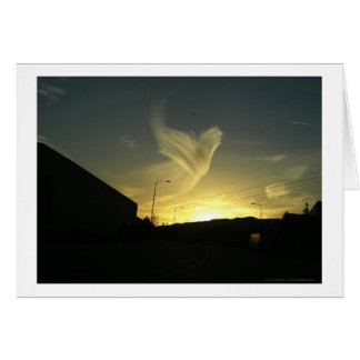 Angel In The Sky Card