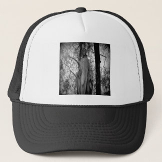 Angel in the Trees Trucker Hat