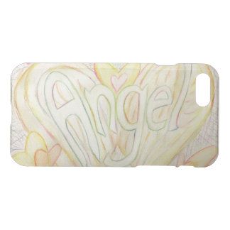 Angel Inspirational Word Angel Art iPhone 7 Case