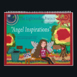 """&quot;Angel Inspirations&quot; 2017 Calendar<br><div class=""""desc"""">The angels are more than figments of an overactive imagination, or products of wishful thinking. They are beings of light who have chosen to help you, by providing you with insight and inspiration, as you journey through a world that seems to be filled with greater and greater challenges every year....</div>"""