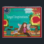 "&quot;Angel Inspirations&quot; 2017 Calendar<br><div class=""desc"">The angels are more than figments of an overactive imagination, or products of wishful thinking. They are beings of light who have chosen to help you, by providing you with insight and inspiration, as you journey through a world that seems to be filled with greater and greater challenges every year....</div>"