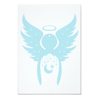 Angel Invitations