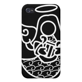 Ángel iPhone 4/4S Carcasa