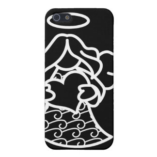 Ángel iPhone 5 Carcasa