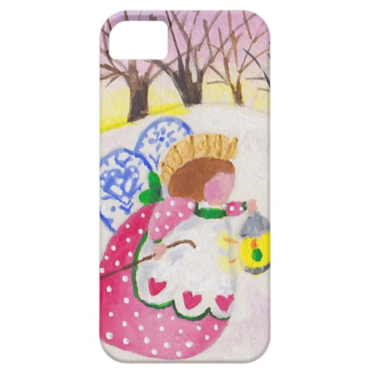 Angel iPhone 5 case