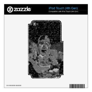 Ángel iPod Touch 4G Calcomanía