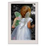 """Angel"" jjhelene original design - Greeting Card"