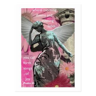 Angel, Joy Postcard