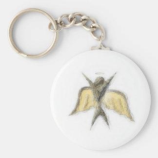 Angel Keychain