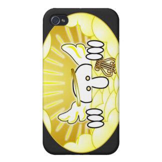 Angel Kilroy iPhone 4 Case