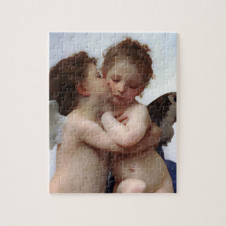 Angel Kiss Gift Puzzle