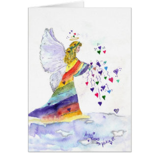 Angel Kisses Card