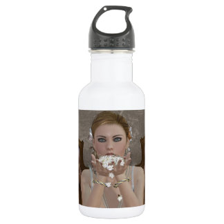 Angel Kisses coming your way Stainless Steel Water Bottle