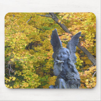 Angel Kisses Mouse Pads