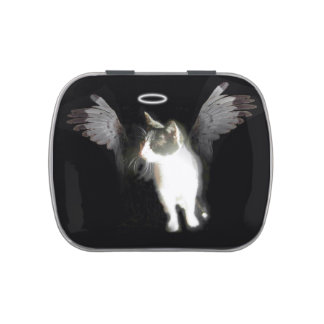 Angel Kitten Sweet Tin Jelly Belly Tins