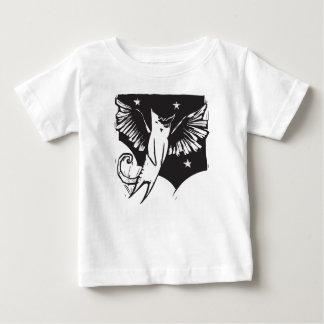 Angel Kitty Baby T-Shirt