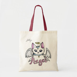 Angel kitty bag