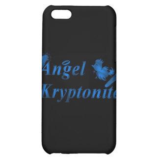 Angel kryptonite logo iPhone 5C cover